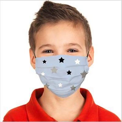 מסיכת פנים מבד לילדים