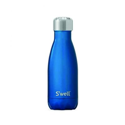 """בקבוק מים מתכת S'well צבעוני 250 מ""""ל"""