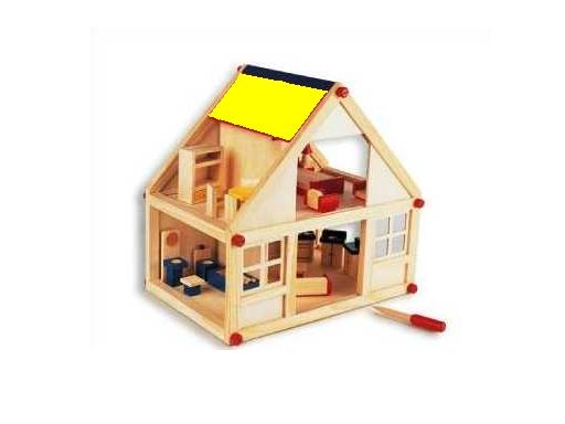 בית בובות  קלאסי 0401