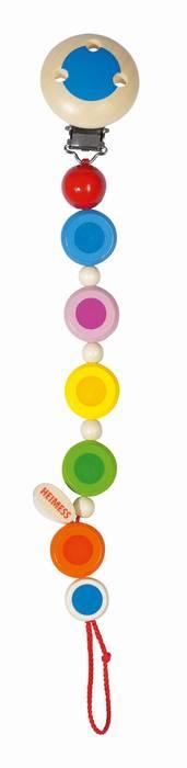 תפסן למוצץ-תליון- צבעים מעורבים-HEIMESS
