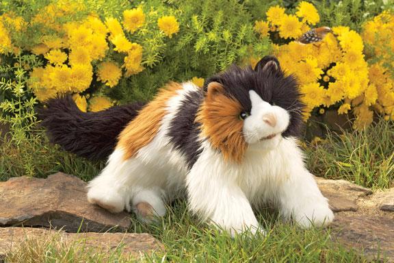 בובת חתול מטולא- קליקו CALICO 2825