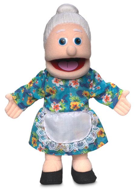 בובת סבתא- גילה - בובת גוף מלא 0806