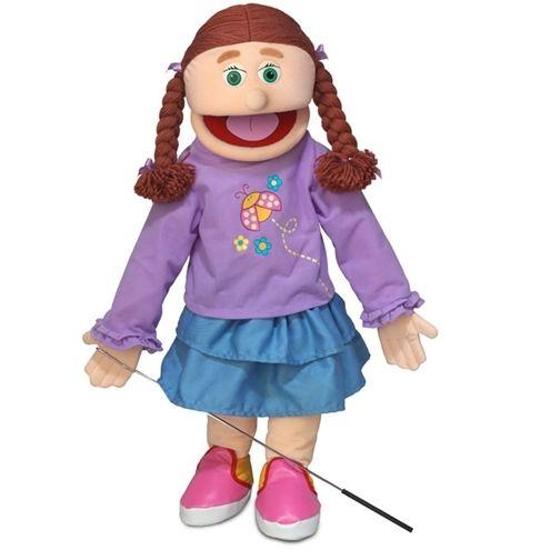 בובת ילדה לולה  0834