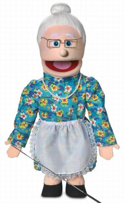 בובת סבתא גלושקה 0853