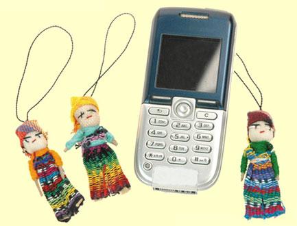 בובת דאגה לטלפון נייד 5012