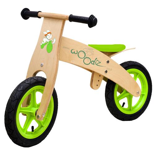 אופני עץ ללא פדלים מסוג C
