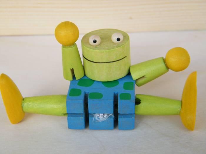 רובוט גמיש - המשחק האוטונומי של הילד