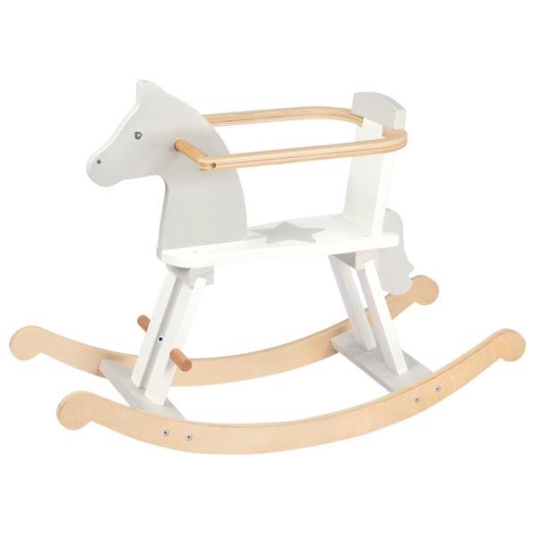סוס עץ לקטנים 53935 GOKI