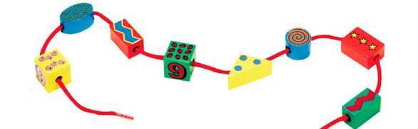 קוביות צבעוניות להשחלה  cubes for children