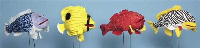 דגים טרופיים- דגי שונית 1