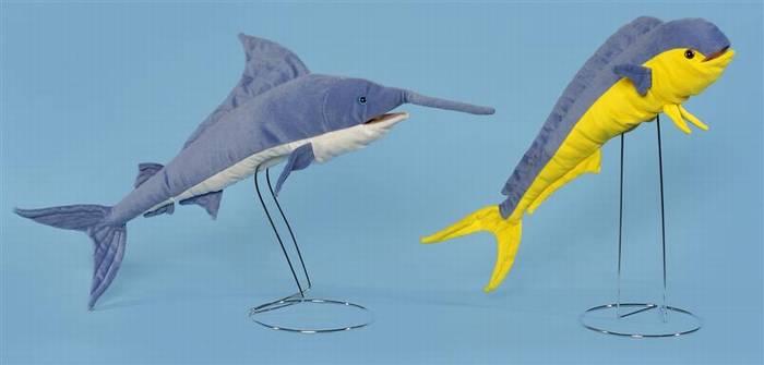 דג חרב- דג דולפין