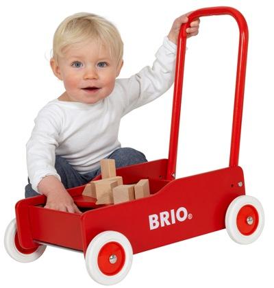 הליכון עם קוביות BRIO