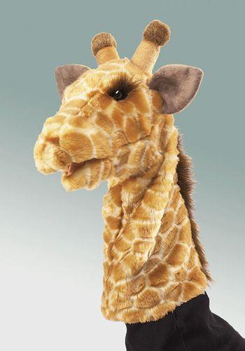 ג'ירפה - GIRAFFE בובת כפפה