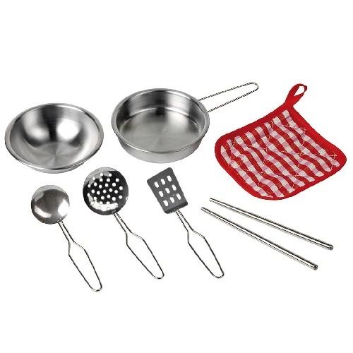 כלי אוכל נירוסטה 7 חל