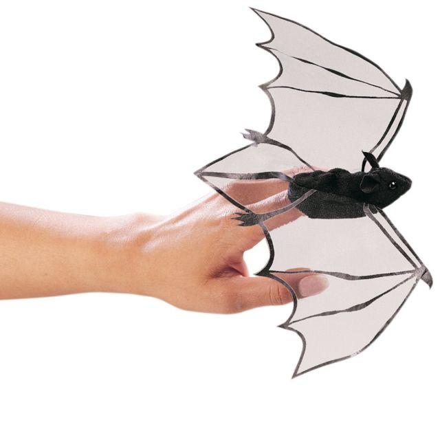FOLKMANIS בובת אצבע עטלף 2612