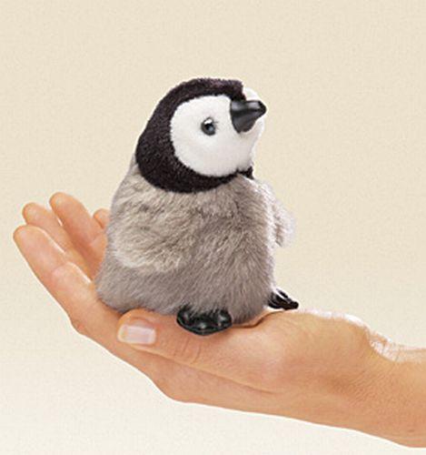 בובת אצבע פינגווין 2680