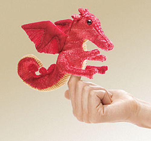 בובת אצבע דרקון 2696