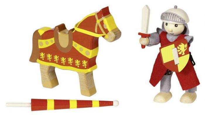 אביר וסוס
