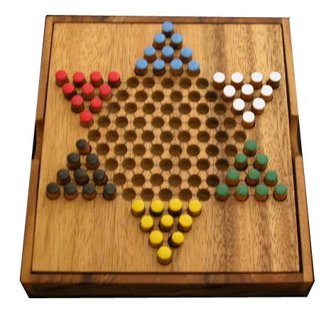 משחקי חשיבה-דמקה סינית-SMART GAME