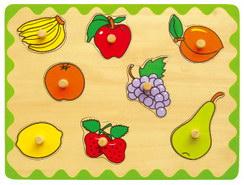 פאזל פירות