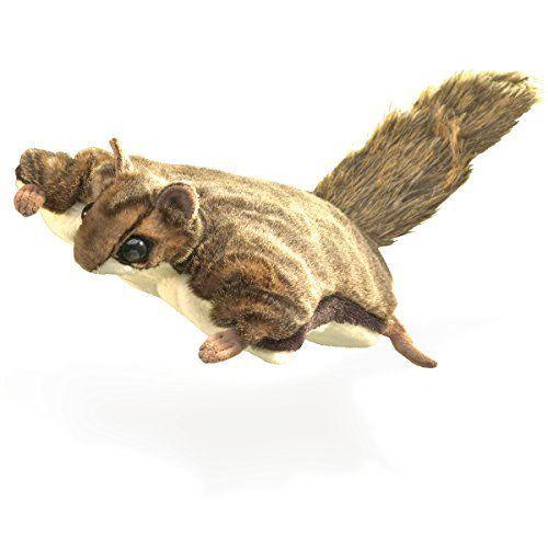 סנאי דואה Flying Squirrel 2580  FOLKMANIS