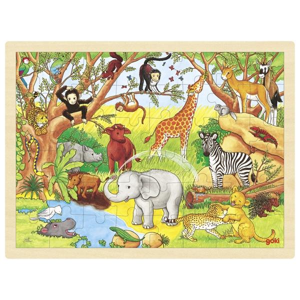 GOKI חיות באפריקה 57892