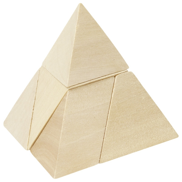 GOKI משחק חשיבה פירמידה HS108