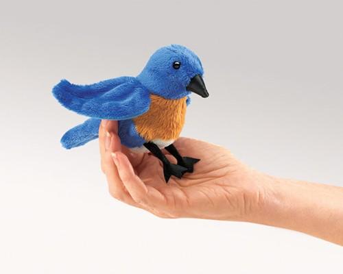 FOLKMANIS ציפור כחולה 2755