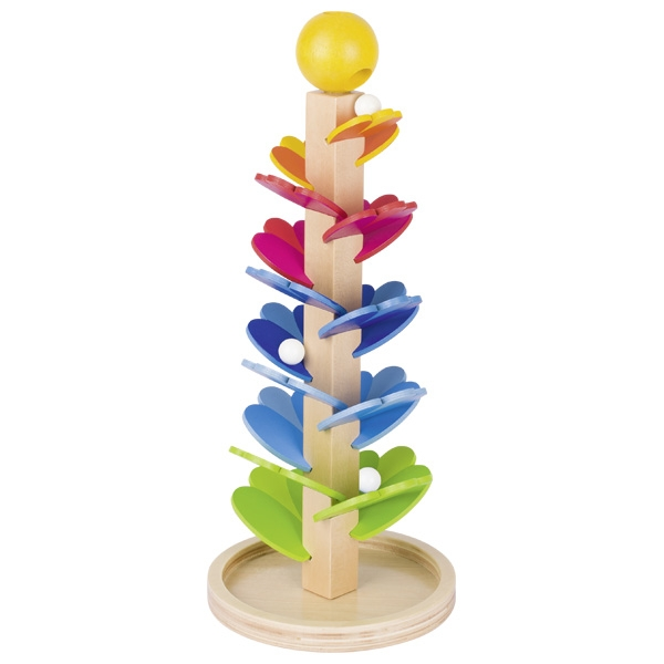 GOKI העץ המנגן עם עלעליו  53832