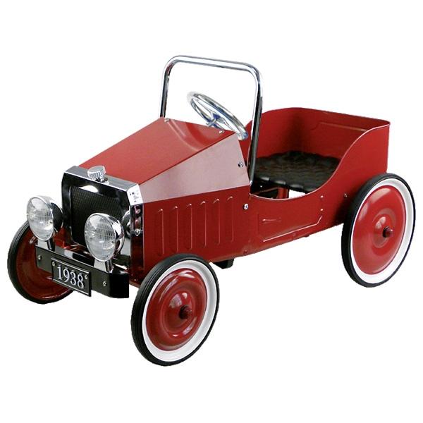 GOKI מכונית עם פדלים 14062