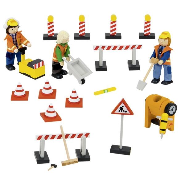 GOKI עובדים בכביש 51708