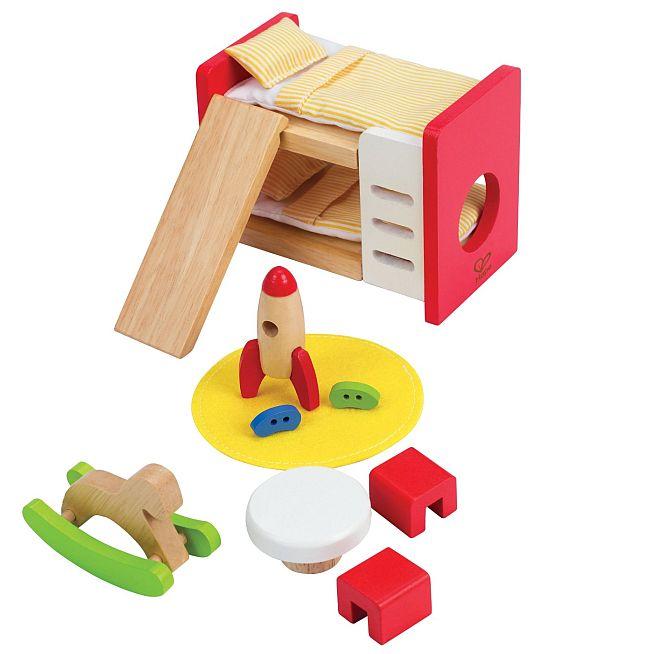 HAPE חדר ילדים לבית בובות E3456