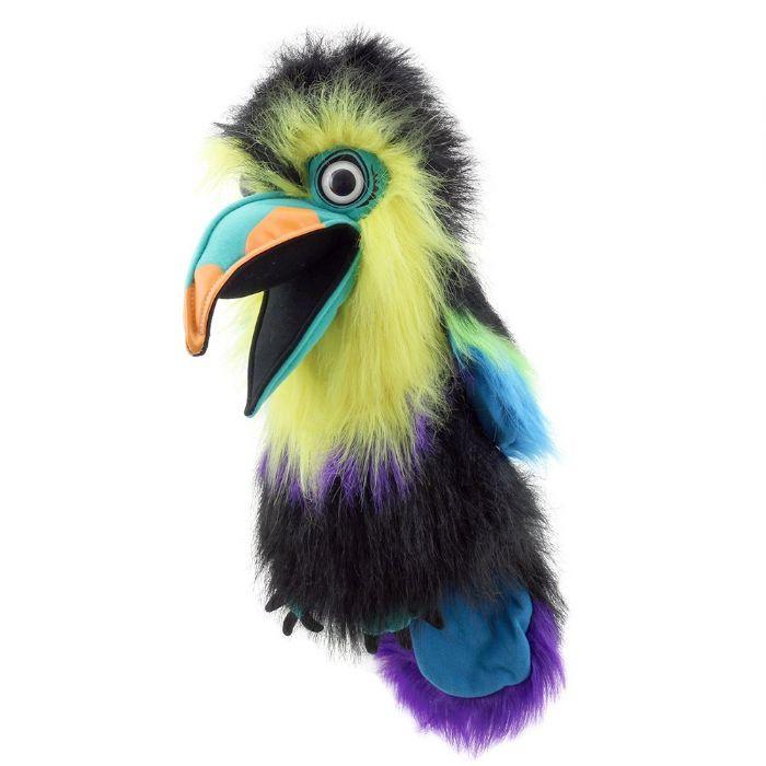 בובת כף יד ציפור טוקן 003103