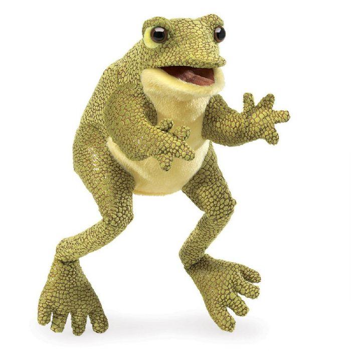 FOLKMANIS צפרדע ירקרקה 3033