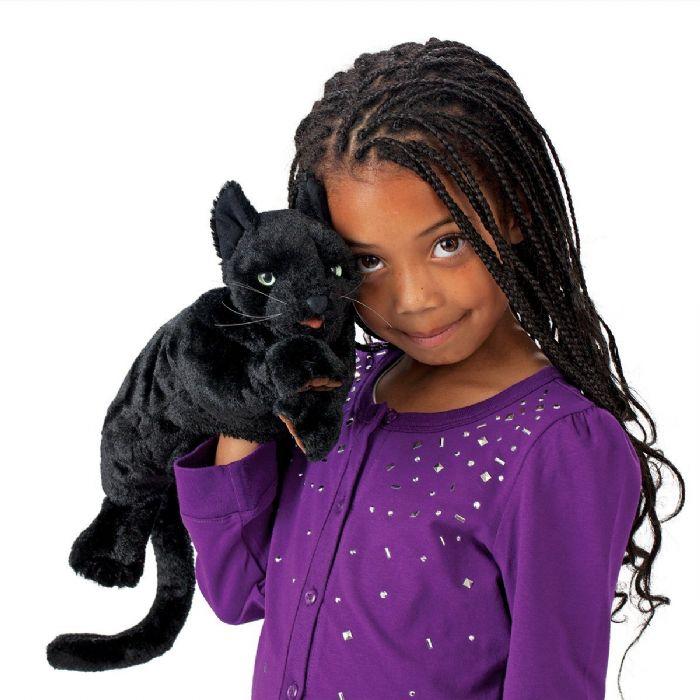 FOLKMANIS חתול שחור 2987
