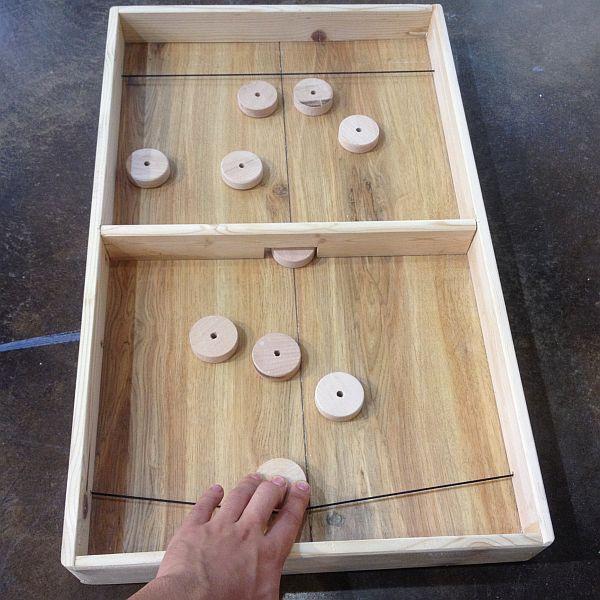 PUCKET פוקט משחק לשני משתתפים