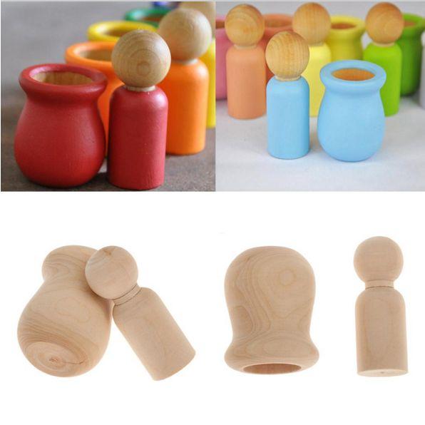 בובת קינון דמות ובית 80867  צעצועי וולדורף- צעצועים אנתרופוסופים