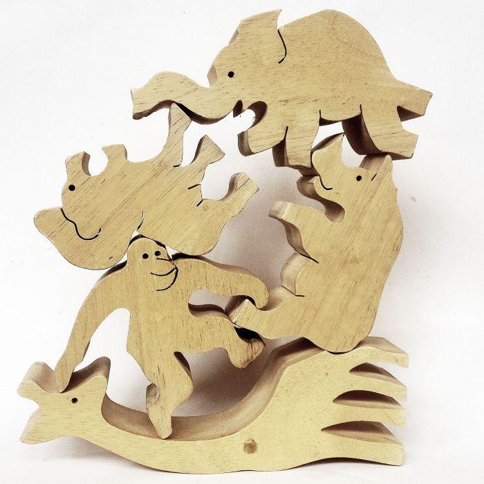 פירמידת החיות 6066