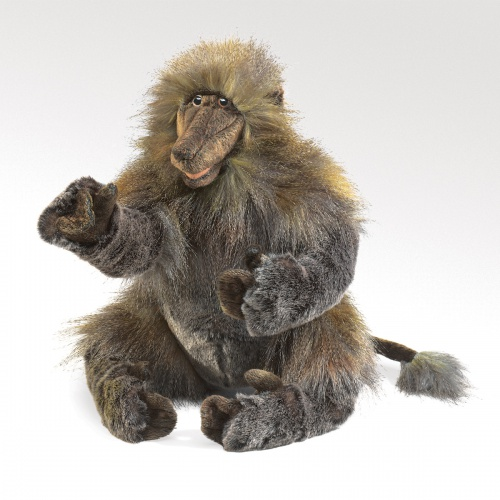 FOLKMANIS בובת קוף בבון 2914