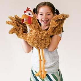FOLKMANIS תרנגולת גדולה 2861