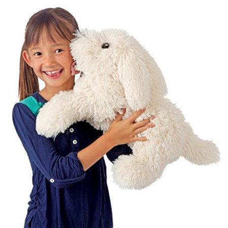 FOLKMANIS כלב לבן מתנשף 3053