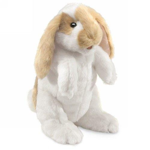 FOLKMANIS ארנב כתמתם יושב 2992