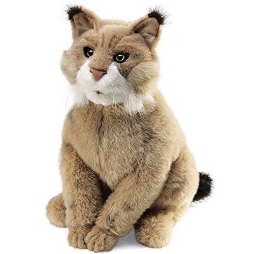 FOLKMANIS בובת תיאטרון חתול בובקט 2199