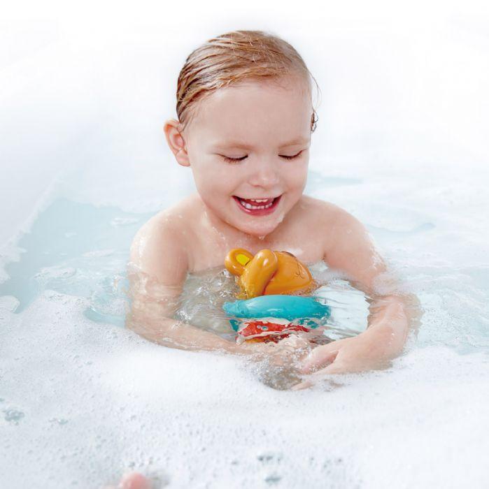 דובי שוחה לאמבטיה HAPE E0202