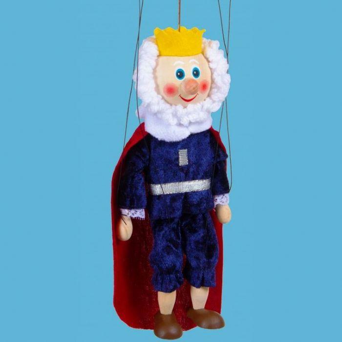 מריונטה מלך 1658