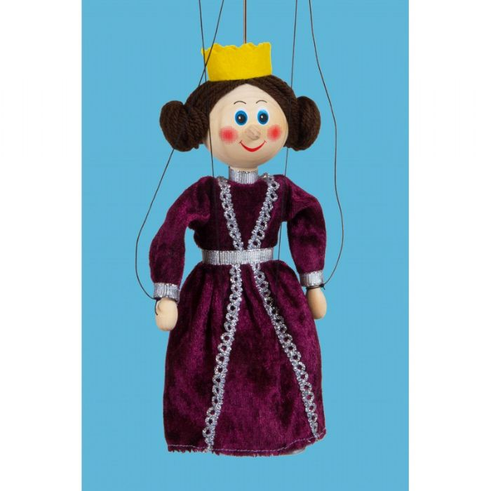 מריונטה בובה עם חוטים מלכה 1601
