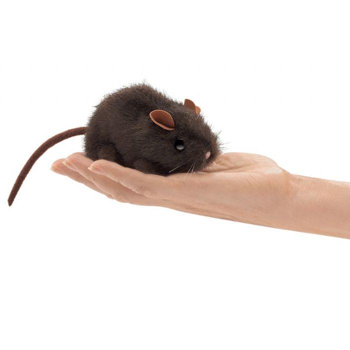 FOLKMANIS עכבר אצבע חום 2768