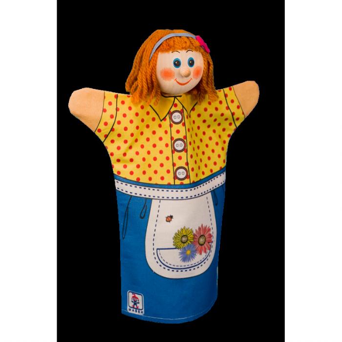 בובת כפפה ילדה 1502
