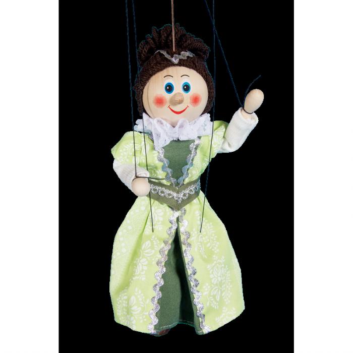 מריונטה מלכה 1632
