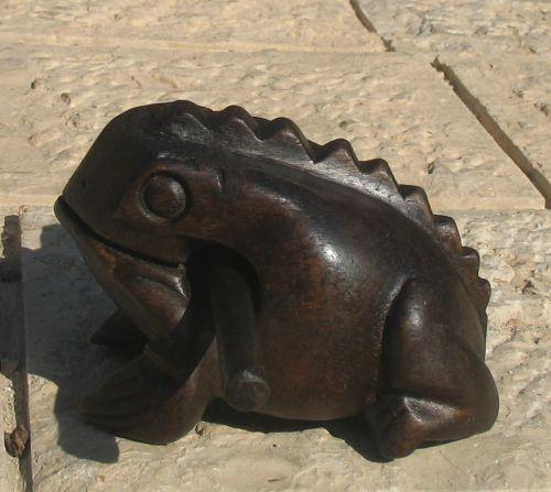 צפרדע מקרקרת